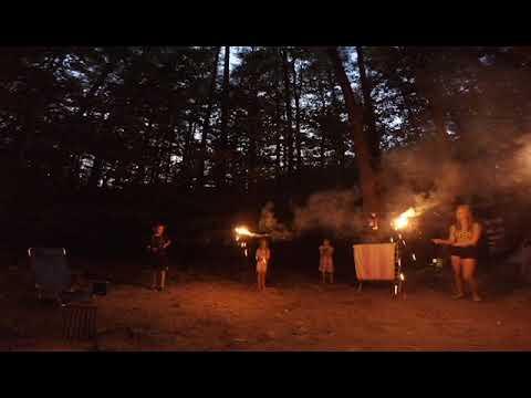 Camping At White Lake 2018