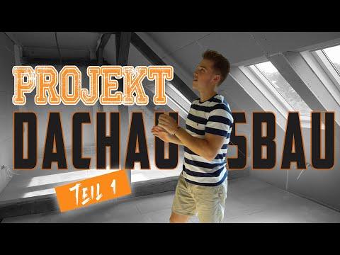 Bernhard Rennhofer - Umbau zur Dachgeschoßwohnung | Projekt 2019 | Teil 1
