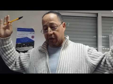 """فيديو مؤسف : رجل تعليم من """"ضحايا النظامين"""" يذرف الدموع على وضعيتهم الإجتماعية"""