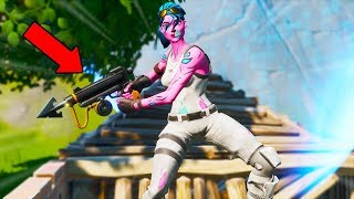 the new best weapon in fortnite LOL