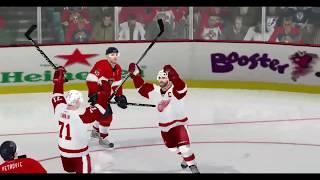 NHL 2004 Rebuilt trailer