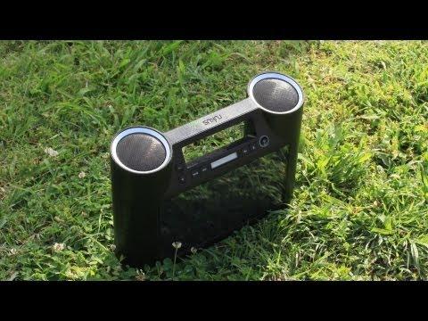 Review: Eton Rukus Solar Sound System