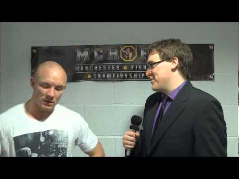 Post Fight Interview: Daniel Cassell - MCRFC #1 Genesis