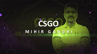 🔴CSGO Live India | FACEIT Lvl 5 | Close to 1300 Subs !join !new