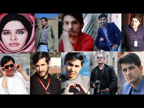 Worldwide Mourning as 10 Journalists Killed in Afghanistan's