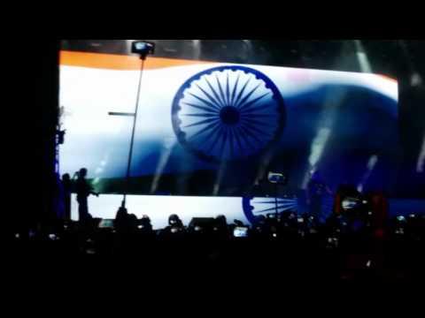 WORLD RECORD BROKEN AT HARDWELL CONCERT [MUMBAI-INDIA]