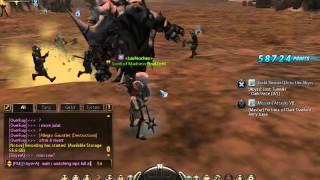 Dragon Nest Saint haven Army Pwnd Ogre