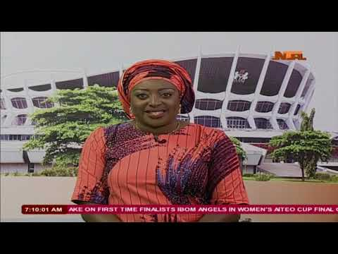 NTA Good Morning Nigeria 18 10 2017