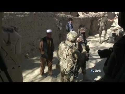 IED Explosion in Afghanistan - Freelance Journalist David Axe