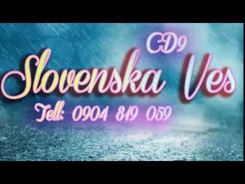 SLOVENSKA VES - CD 9 - (STUDIO) - CELY ALBUM - /NOVINKA/
