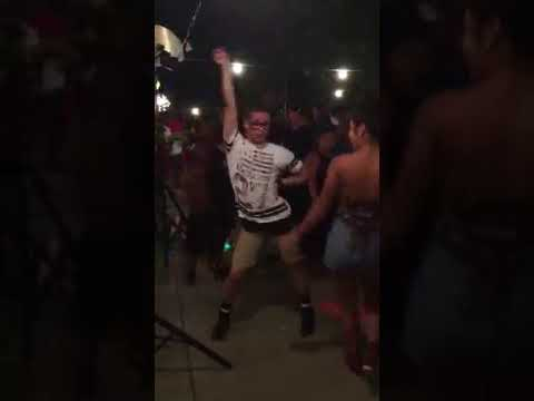 Guy Dances the Cha Cha Slide in Style   Cha Cha King   Downloaded from youpak com