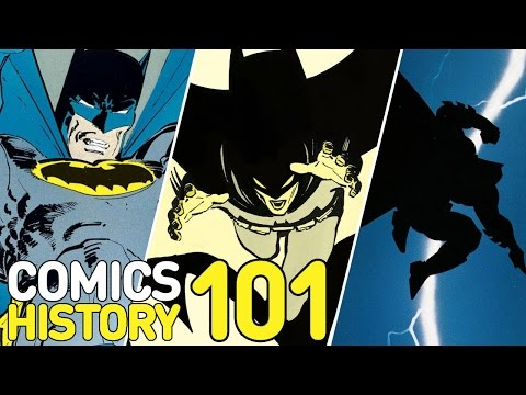 The Dark Knight Returns Explained: Pt. 2 - Comics History 101