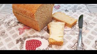 Что может быть вкуснее домашнего хлеба. Печем овсяный хлеб.