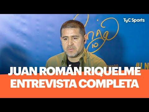 Juan Román Riquelme en No Todo Pasa - Entrevista Completa