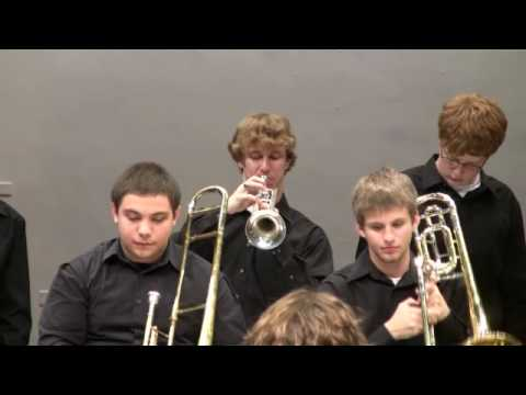 Greenbrier High School Jazz Band 4.mov