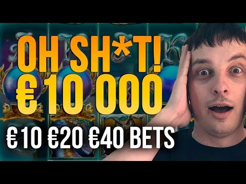 RUSSIAN CASINO STREAMER DESTROYS SLOTS!