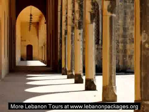 Lebanon Tours - Beirut, Beiteddin and Deir El Kamar