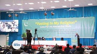 'Fasting in My Religion' Interfaith Symposium held in Australia