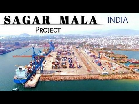 New  Sagar Mala Project India | India Infrastructure Projects | - US General News Daily