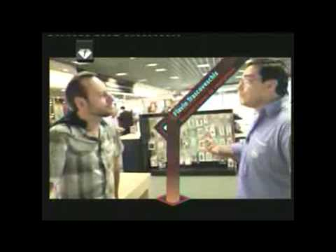 Matéria Fashion TV - PDA Personal