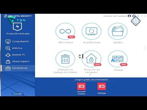 DESCARGAR e INSTALAR  360 Total Security para  PC | El Mejor Antivirus Gratis