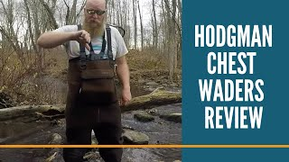 Hodgman Caster Neoprene Cleated Bootfoot Chest Waders Review / Budget Friendly Fishing Gear Reviews
