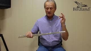 Видео отзыв Михаил Войналович. Флейта Birdland BFL-22.