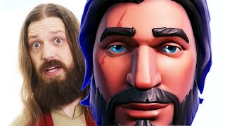 Do Fortnite characters go to Heaven? (ft. Jesus Christ)