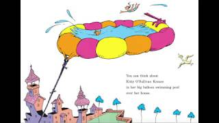 DR SEUSS RAP︱OH THE THINKS YOU CAN THINK READ ALOUD︱DR SEUSS BOOK RAP SONG︱DR SEUSS RAP READ ALONG