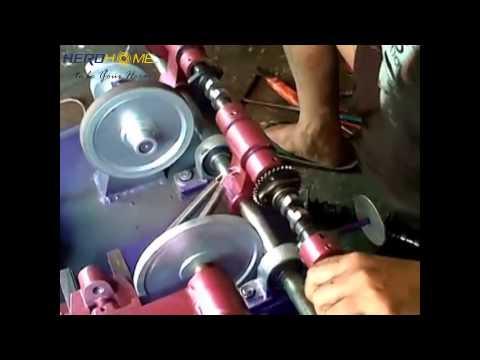 How To Grind Camshaft Crankshaft 2