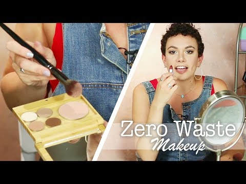 Teen Vs. Adult: Zero-Waste Makeup Challenge