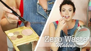 Teen Vs. Adult: Zero-Waste Makeup Challenge