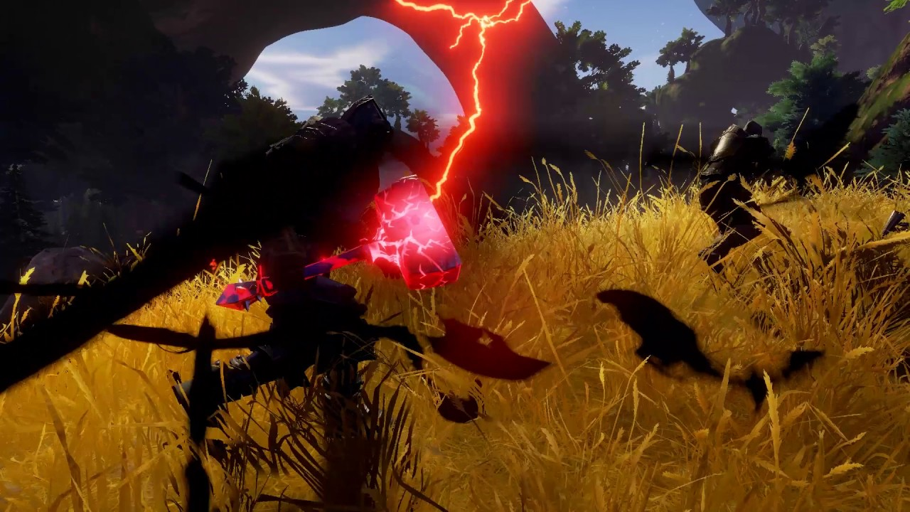 This survival game by ex-Blizzard devs aims to solve the