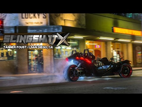 SlingshotX: Tanner Foust // San Diego, CA