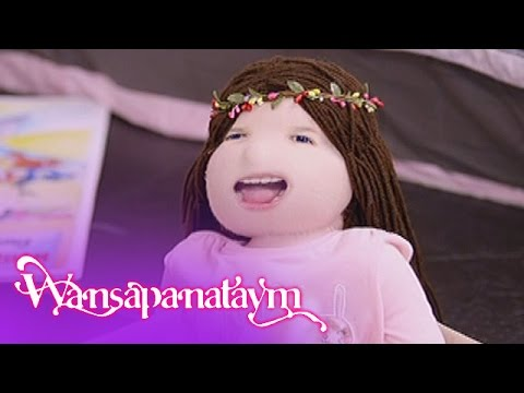 Wansapanataym: Lara is a doll