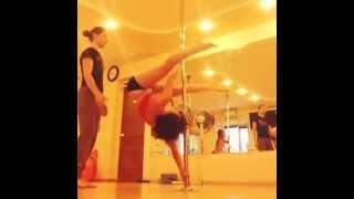 уроки стрипластики - Школа танцев Pole Dance Queen - Шумкова Александра
