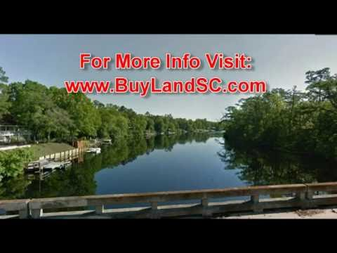 Land for Sale South Carolina, Black River