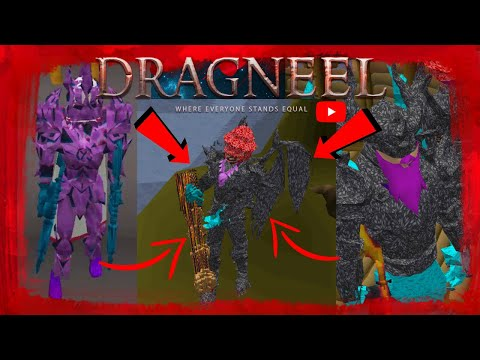 LOOT FROM 500 BOSS KEYS & UPDATE INFO - EPIC Giveaway!! Dragneel-PS Brand NEW Custom RSPS