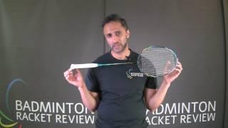 li ning airstream 50td badminton racket review