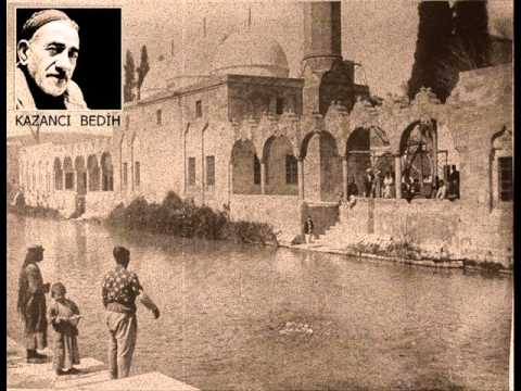 KAZANCI BEDİH  BAŞIMA VURDUNDA DELİ ETTİN BENİ
