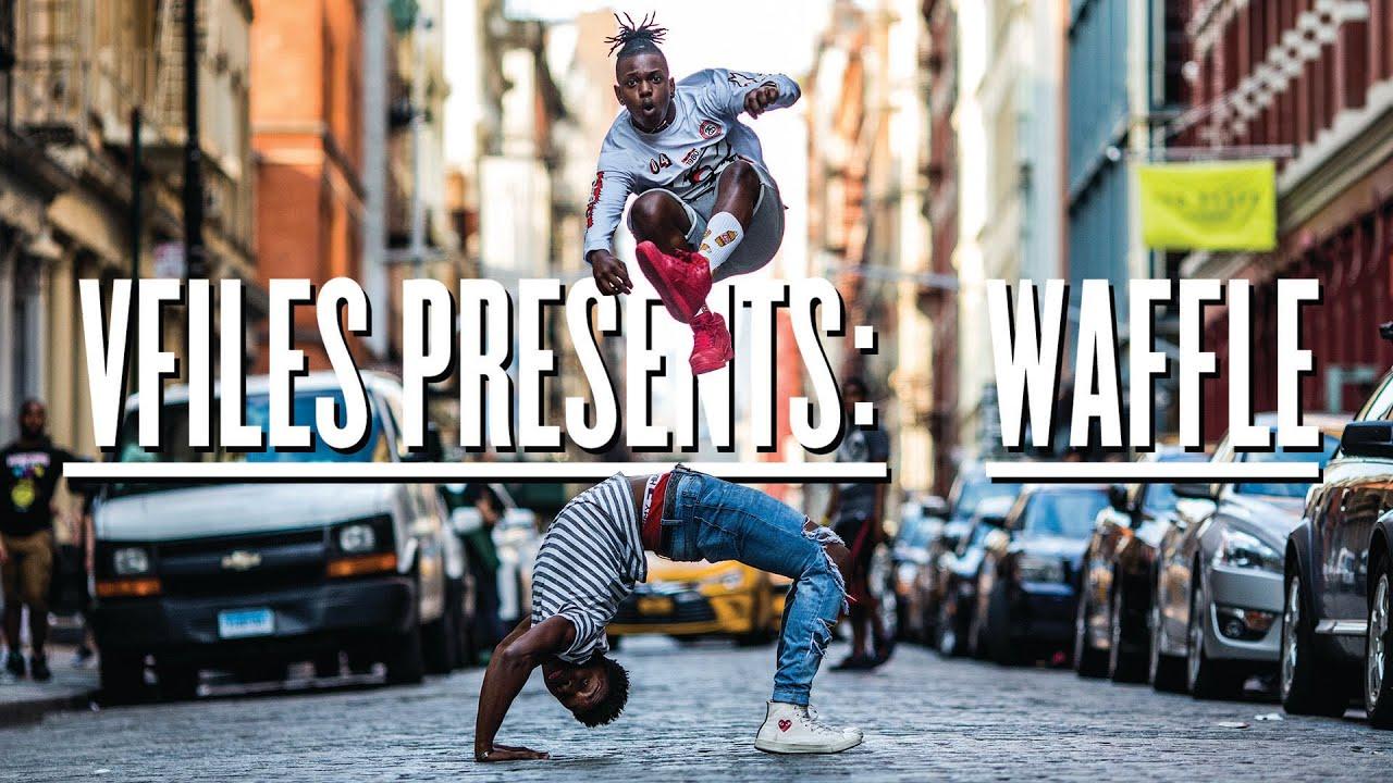 VFILES PRESENTS: WAFFLE DANCE CREW (EP 2)