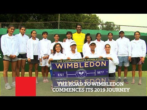 The Road To Wimbledon  Commences Its 2019 Journey