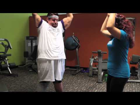 My first Anytime Fitness Training Session