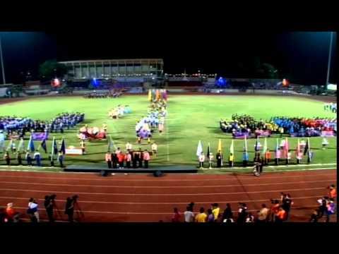 พิธีเปิด กัลปพฤกษ์เกมส์ การแข่งขันกีฬาสาธิตสามัคคี ครั้งที่ 40