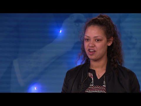 Izabelle Persson - Father Can You Hear Me av Tiffany Evans (hela Idol-audition 2017) - Idol Sverige
