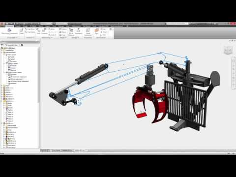 Inventor 2016, Mechanical Concept and Layout Design