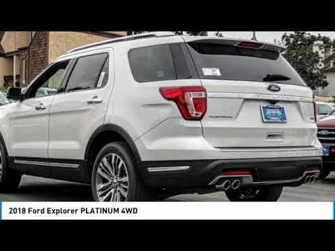 2018 Ford Explorer COSTA MESA,NEWPORT BEACH,HUNTINGTON BEACH,IRVINE 0JB31837