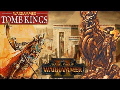 Tomb Kings (DLC) Legendary Lords: High Queen Khalida   Total War: Warhammer 2