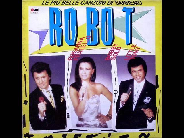 Robot - Sara' perche' ti amo (1985)