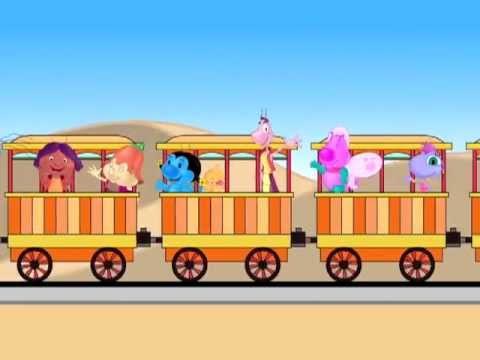 musicas infantis o trem de ferro grilo feliz e seus amigos youtube